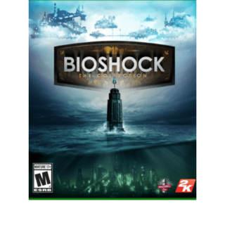 BioShock: The Collection PSN Key NORTH AMERICA