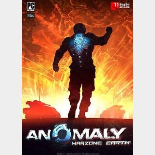 Anomaly: Warzone Earth (PC) Steam Key GLOBAL