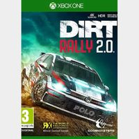 DiRT Rally 2.0 (Xbox One) Xbox Live Key UNITED STATES