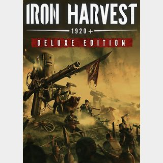 Iron Harvest Deluxe (PC) Steam Key GLOBAL