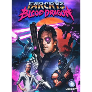 Far Cry 3 Blood Dragon Uplay Key GLOBAL