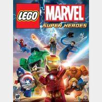 LEGO Marvel Super Heroes Steam Key GLOBAL