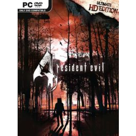 Resident Evil 4: Ultimate HD Edition Steam Key GLOBAL