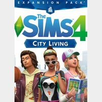 The Sims 4: City Living (DLC) Origin Key GLOBAL