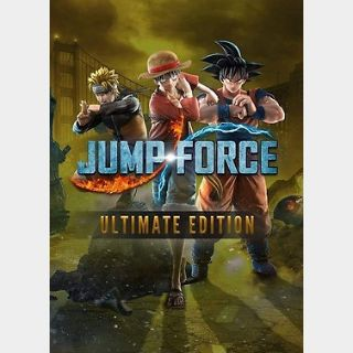 Jump Force Ultimate Edition (PC) Steam Key GLOBAL