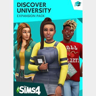 The Sims 4: Discover University (PC) Origin Key GLOBAL