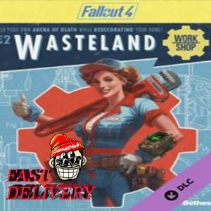 Fallout 4 - Wasteland Workshop Key Steam GLOBAL