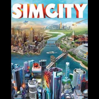 SimCity (ENG) Origin Key GLOBAL