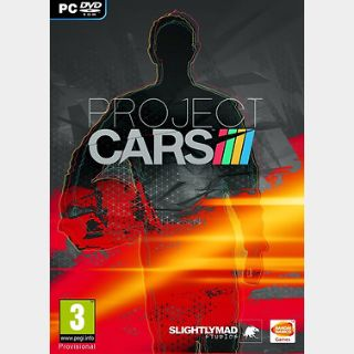 Project Cars (PC) Steam Key GLOBAL