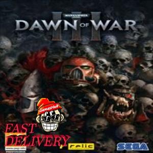 Warhammer 40,000: Dawn of War III Steam Key GLOBAL