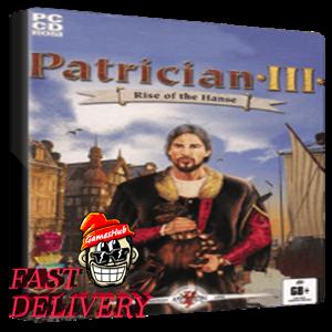 Patrician III Steam Key GLOBAL