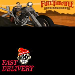 Full Throttle Remastered Steam Key GLOBAL