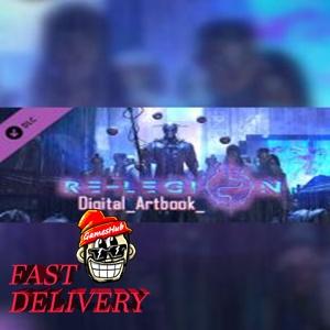 Re-Legion - Digital_Artbook_ Steam Key GLOBAL