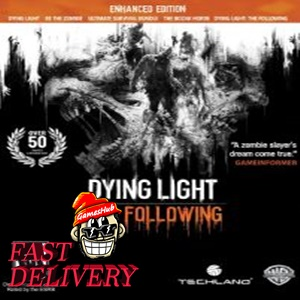 Dying Light: The Following - Enhanced Edition ✅[STEAM][CD KEY][REGION:GLOBAL][DIGITAL DELIVERY FAST AND SAFE]✅