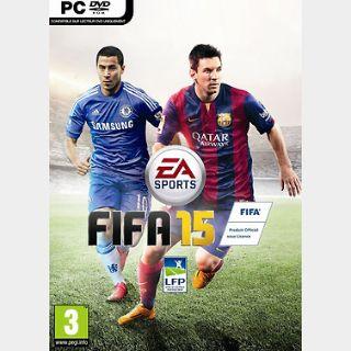 FIFA 15 (PC) Origin Key GLOBAL
