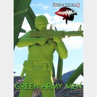 Rising storm 2: Vietnam Green Army Men