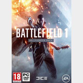 Battlefield 1 - Hellfighter Pack (PC) Origin Key GLOBAL