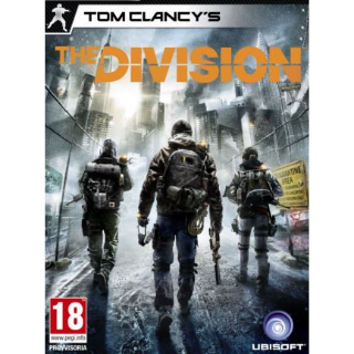 Tom Clancy's The Division Gold Edition Uplay Key EUROPE