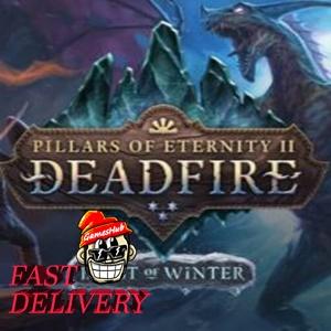 Pillars of Eternity II: Deadfire - Beast of Winter Steam Key GLOBAL