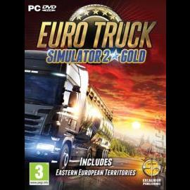Euro Truck Simulator 2 Gold Edition Steam Key GLOBAL