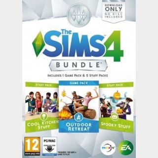 The Sims 4: Bundle Pack 2 (PC) Origin Key GLOBAL