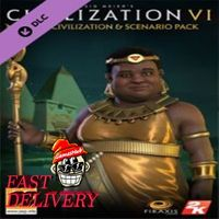 Civilization VI - Nubia Civilization & Scenario Pack Steam Key GLOBAL