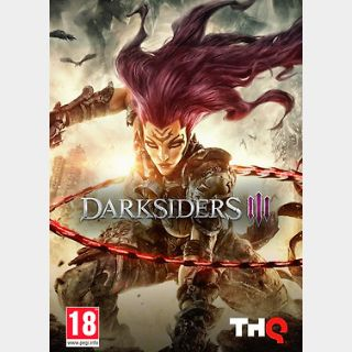 Darksiders III (PC) Steam Key GLOBAL