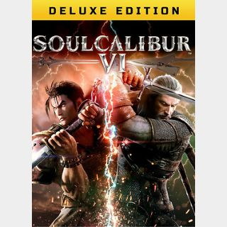 SoulCalibur VI Deluxe Edition (PC) Steam Key GLOBAL