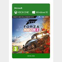 Forza Horizon 4  Xbox One/  WINDOWS 10