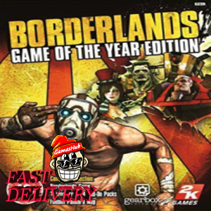 Borderlands  Game of the Year Edition Steam Key GLOBAL