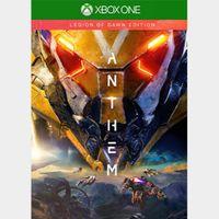 Anthem - Legion of Dawn Edition (Xbox One) Xbox Live Key UNITED STATES
