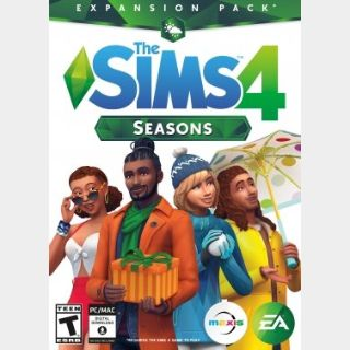 The Sims 4: Seasons (PC) Origin Key GLOBAL