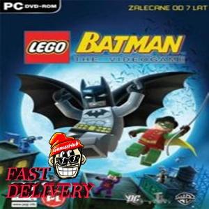 LEGO Batman Steam Key GLOBAL