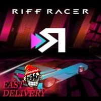 Riff Racer - Race Your Music! Steam Key GLOBAL