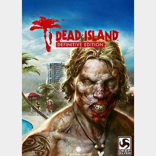 Dead Island Definitive Edition (PC) Steam Key GLOBAL