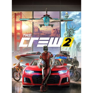 The Crew 2 Uplay Key NORTH AMERICA