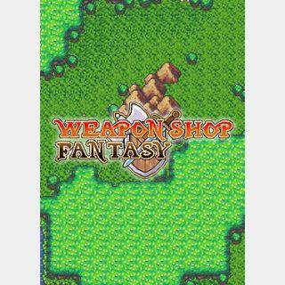 Weapon Shop Fantasy (PC) Steam Key GLOBAL