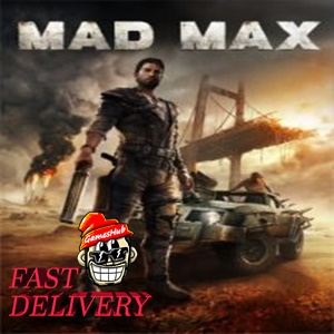 Mad Max [STEAM][REGION:GLOBAL][KEY/CODE]