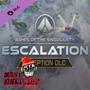 Ashes of the Singularity: Escalation - Inception DLC Steam Key GLOBAL