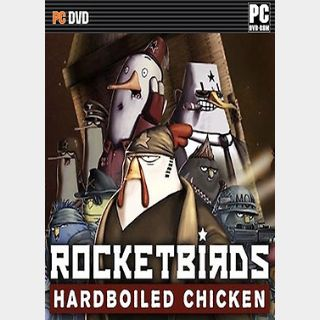 Rocketbirds: Hardboiled Chicken (PC) Steam Key GLOBAL