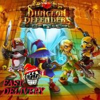Dungeon Defenders Steam Key GLOBAL