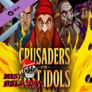 Crusaders of the Lost Idols - Legendary Starter Pack Key Steam GLOBAL