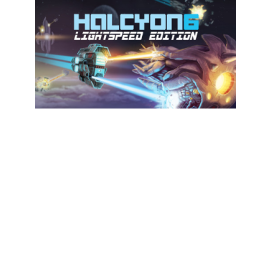 Halcyon 6: Lightspeed Edition Steam Key GLOBAL