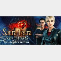 Sacra Terra: Kiss of Death Collector's Edition Steam Key GLOBAL