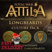 Total War: ATTILA - Longbeards Culture Pack Key Steam GLOBAL