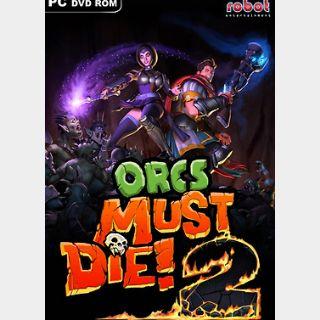 Orcs Must Die! 2 (PC) Steam Key GLOBAL
