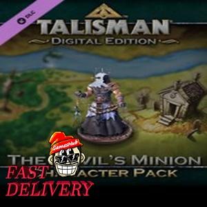 Talisman: Digital Edition - Devil's Minion Character Pack Key Steam GLOBAL