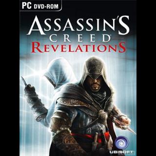 Assassin's Creed: Revelations Uplay Key GLOBAL