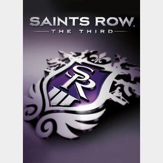 Saints Row: The Third (PC) Steam Key GLOBAL