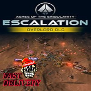 Ashes of the Singularity: Escalation - Overlord Scenario Pack Key Steam GLOBAL